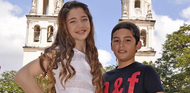 Reyes Infantiles del Carnaval: María y Josué