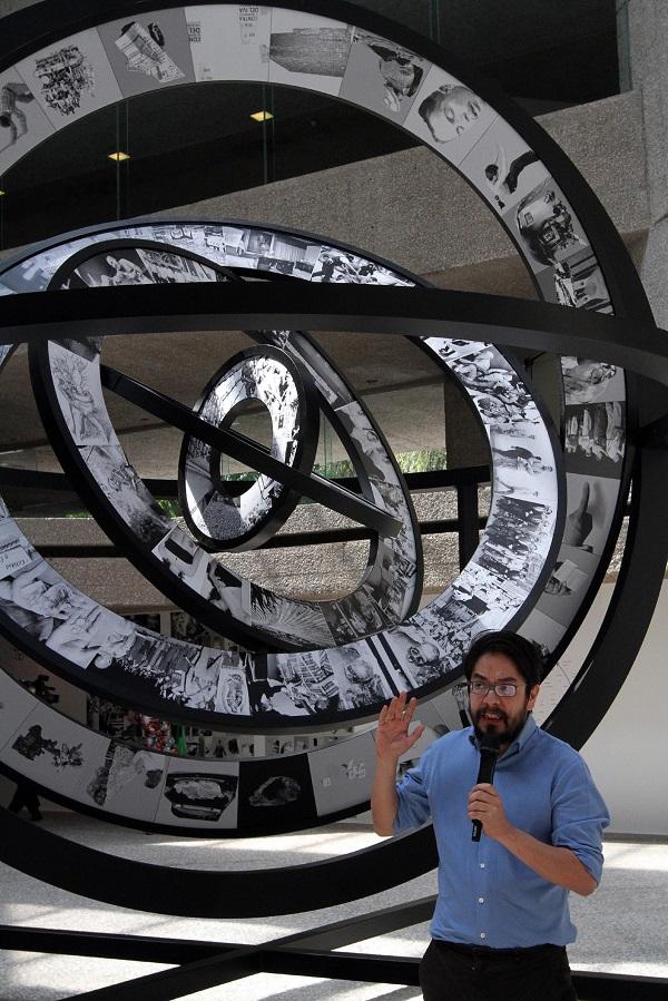 El Museo Tamayo inicia hoy su programa de exposiciones de 2014 con el proyecto de Erick Beltrán.