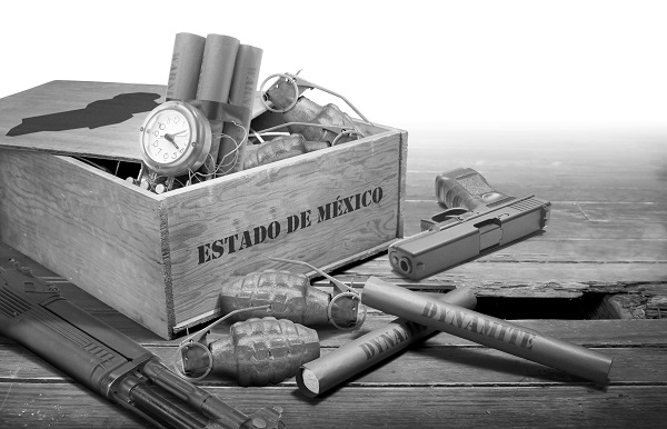 El Estade de México, con potencial más explosivo que Michoacán - Tribuna Campeche