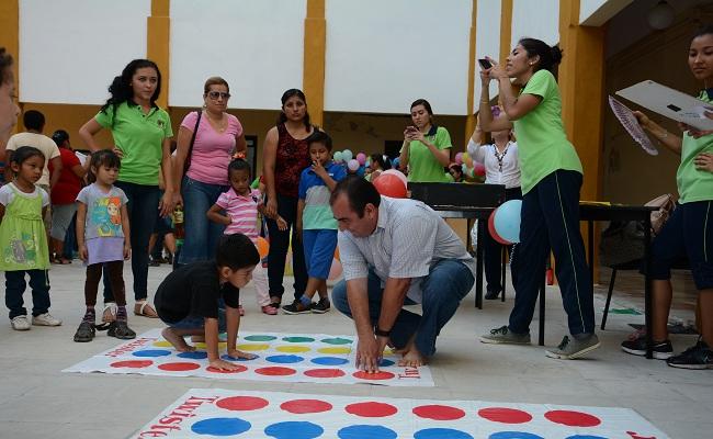 Educadoras Celebran Dia Del Nino