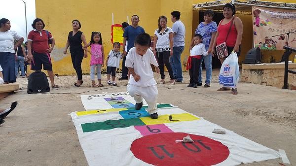 Preservan Juegos Tradicionales En El Xelebchakan