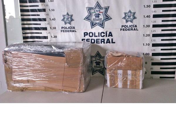 Hallan droga en oficina de correos for Oficina internacional de destino correos
