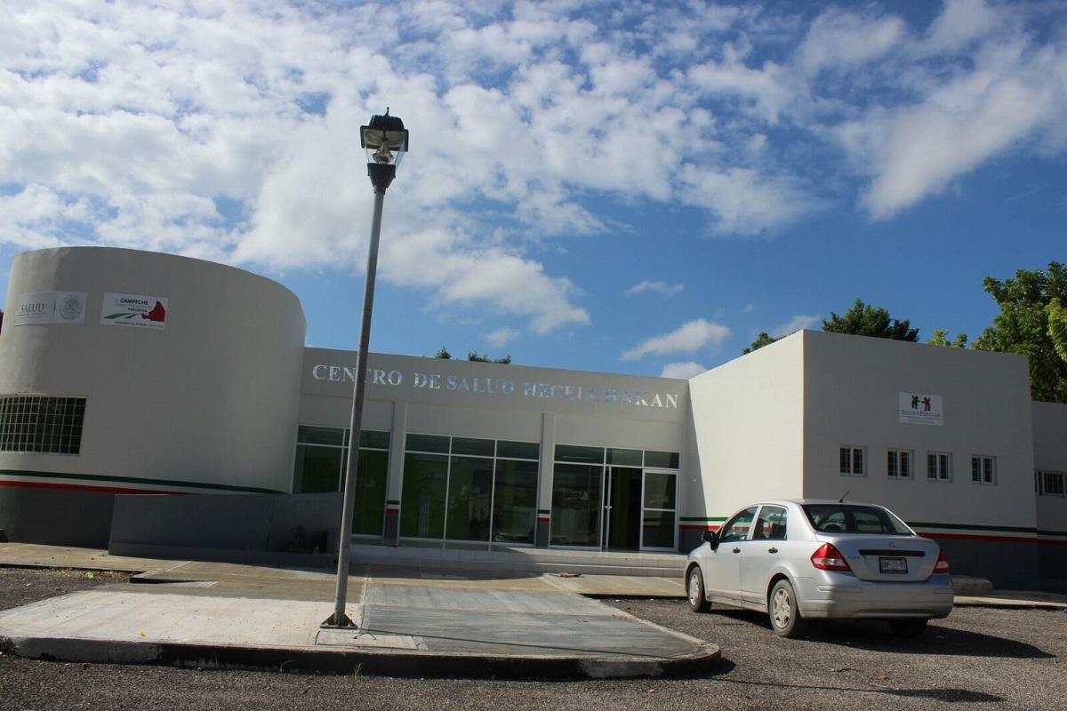 El centro de salud es s lo un elefante blanco for Centro de salud ciudad jardin