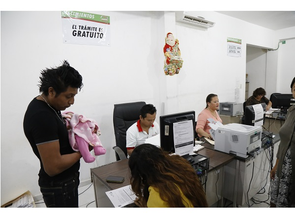 Mil 21 nacimientos y 415 muertes este a o tribuna campeche for Oficinas registro civil