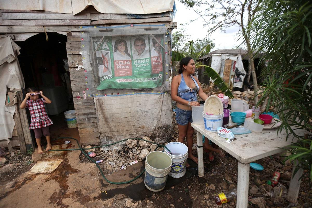 Pobreza Extrema Tribuna Campeche