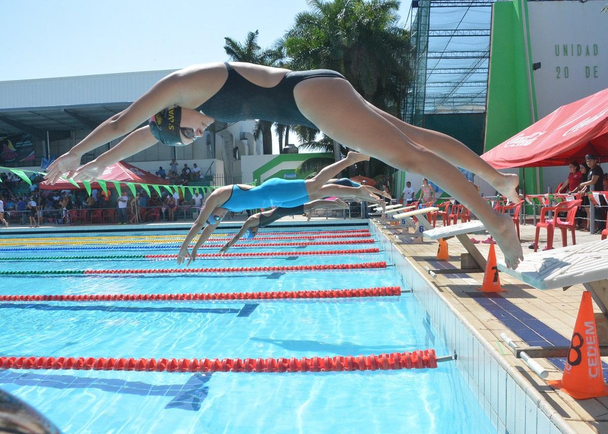 Club de nataci n bacabs participar hoy con 14 tritones en for Alberca 20 de noviembre campeche