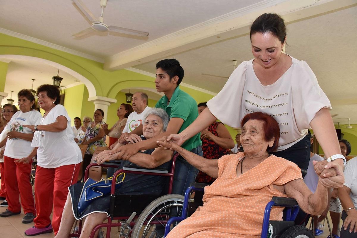 Seis municipios sin asilo para ancianos tribuna campeche for Asilos para ancianos