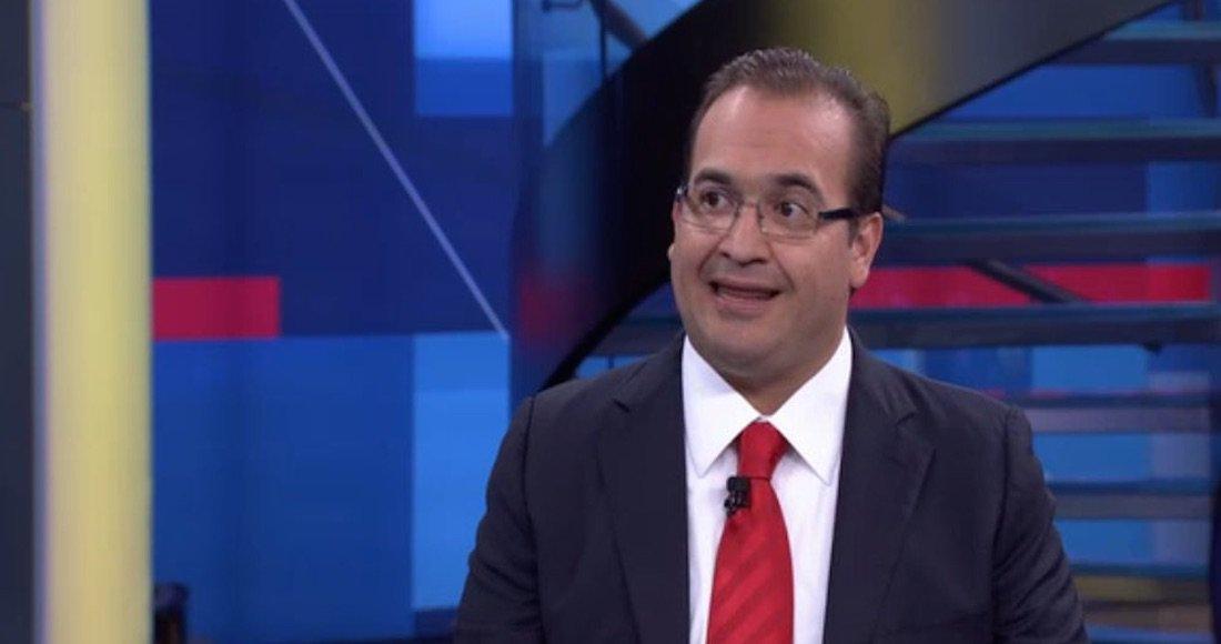 Flavino Ríos es nombrado gobernador interino de Veracruz