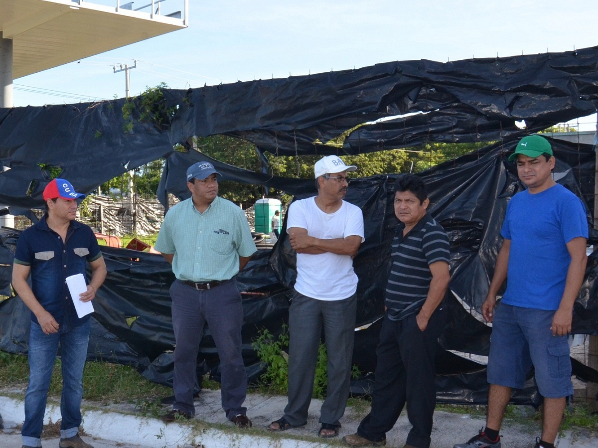 Reanudan obra de gasolinera - Tribuna Campeche