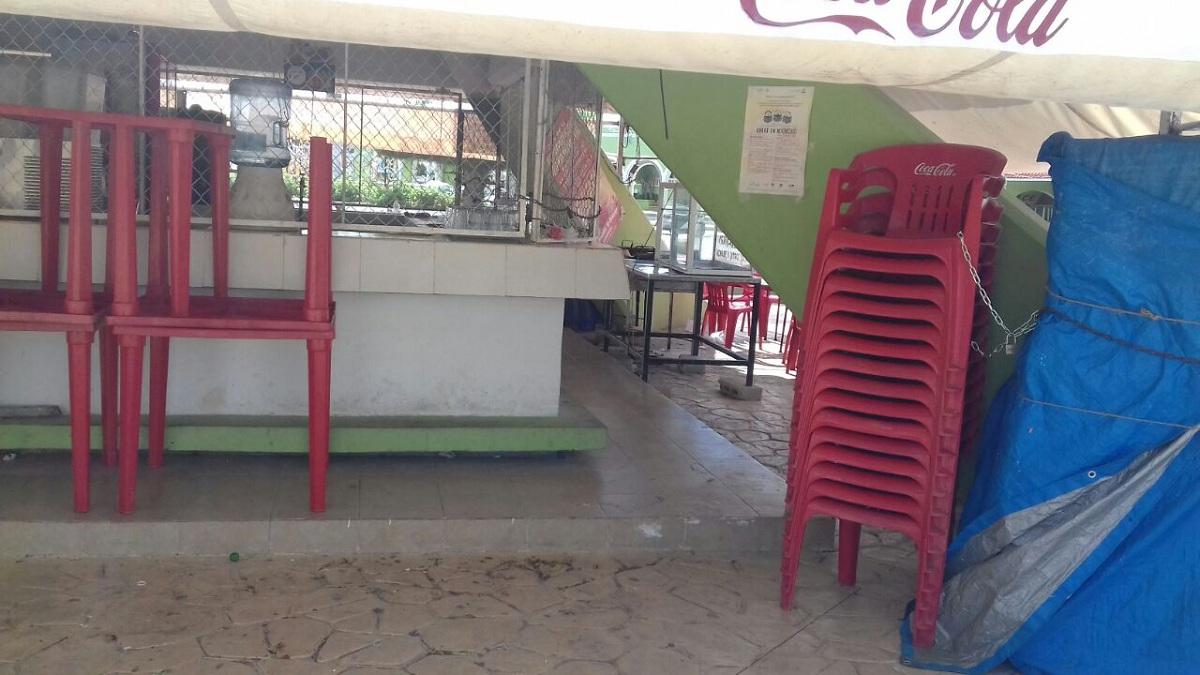 Roban sillas de puesto for Sillas para kiosco