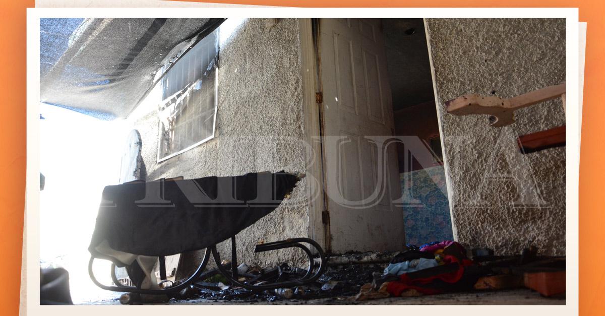 Fuego arrasa con muebles en vivienda de siglo xxi - Muebles siglo xxi ...