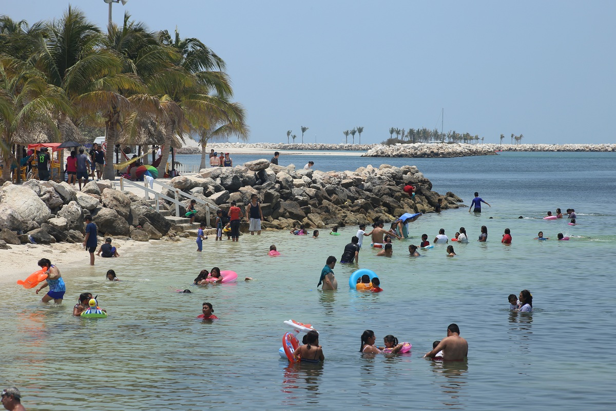 Playas mexicanas listas para uso recreativo en estas vacaciones
