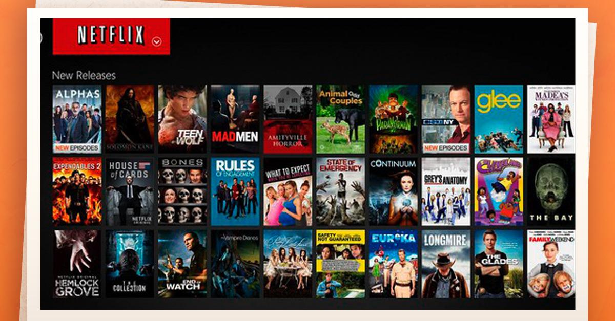¡Netflix retira ocho series de su catálogo! - Tribuna Campeche