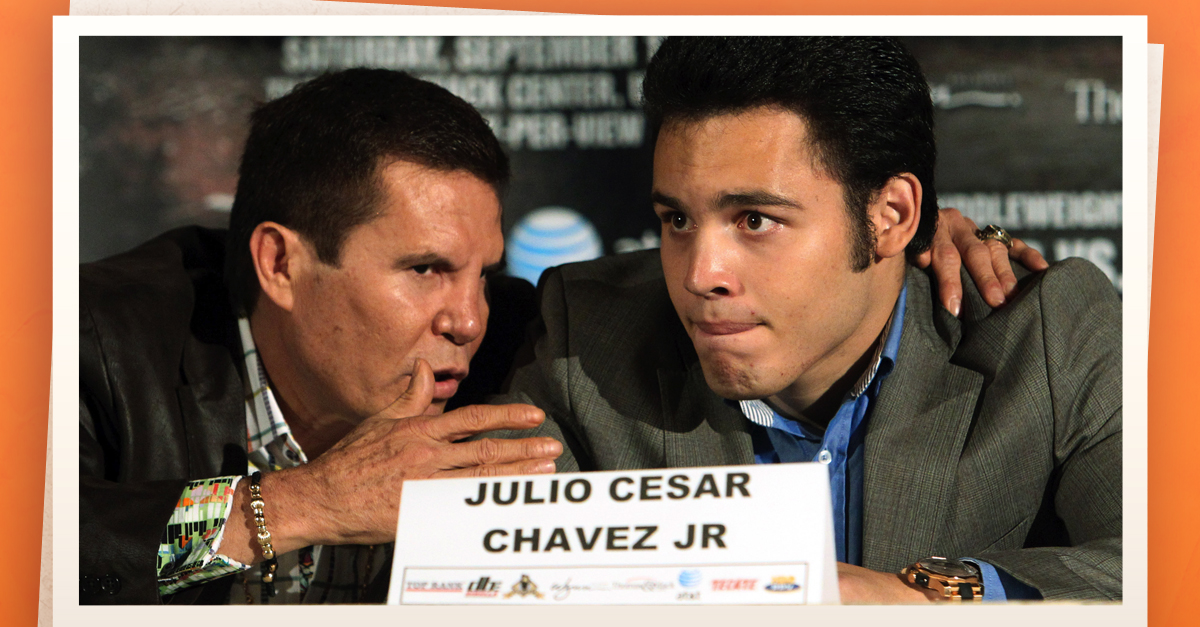 'Golovkin pega más fuerte que el Canelo': Chávez Jr