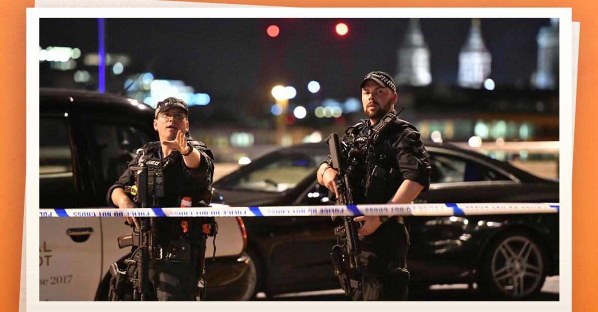 7 víctimas y 3 atacantes muertos y 50 heridos — Atentados en Londres