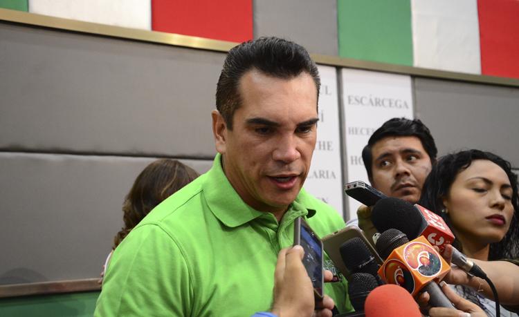 Irresponsable, querer dinamitar al INE rumbo al 2018: Escudero