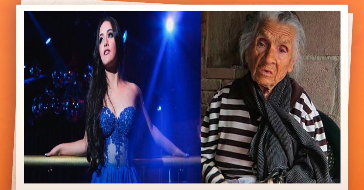 Mientras Rubí vive su momento de fama, su abuela es pepenadora