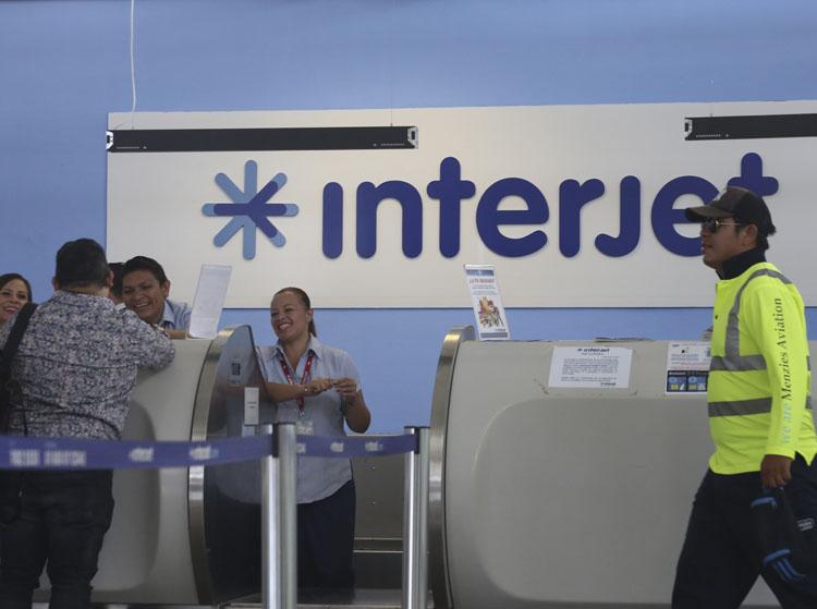 Salida de interjet no es definitiva afirma la sectur for Oficinas de interjet