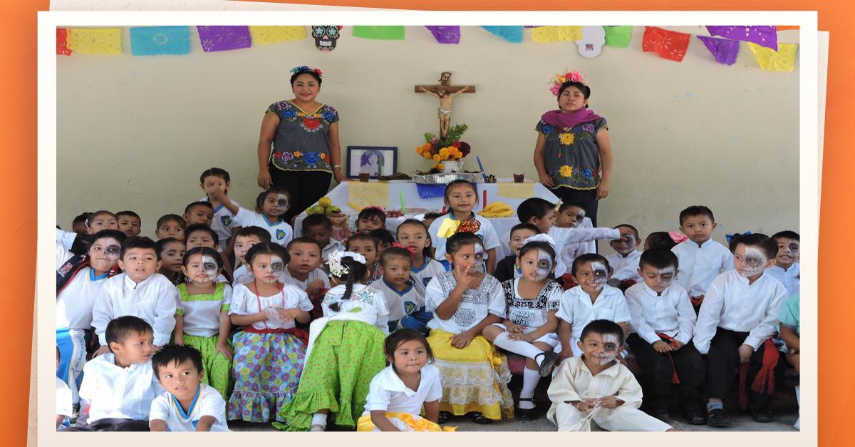 Día de los Muertos mexicano se ha convertido en tendencia mundial