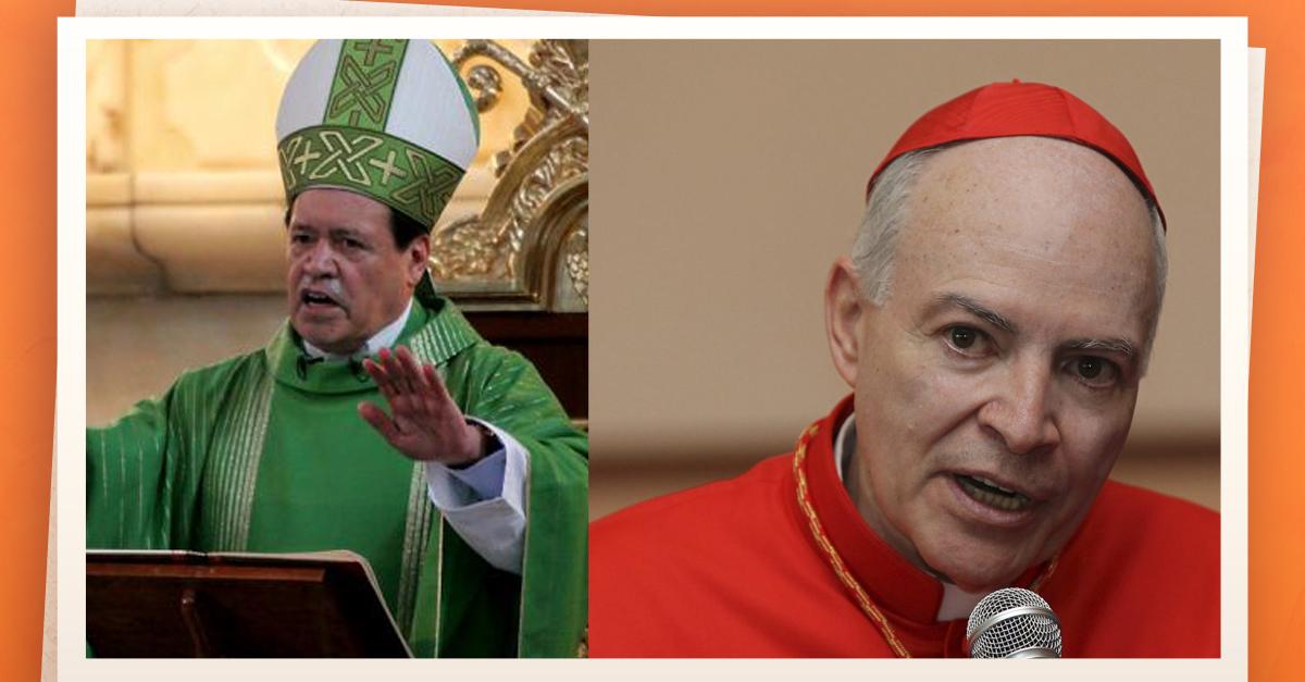 Vaticano nombra a Cardenal Aguiar Arzobispo Primado de México — Es oficial
