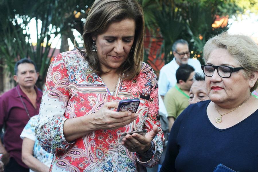 Margarita Zavala recaudará firmas este lunes en Tijuana