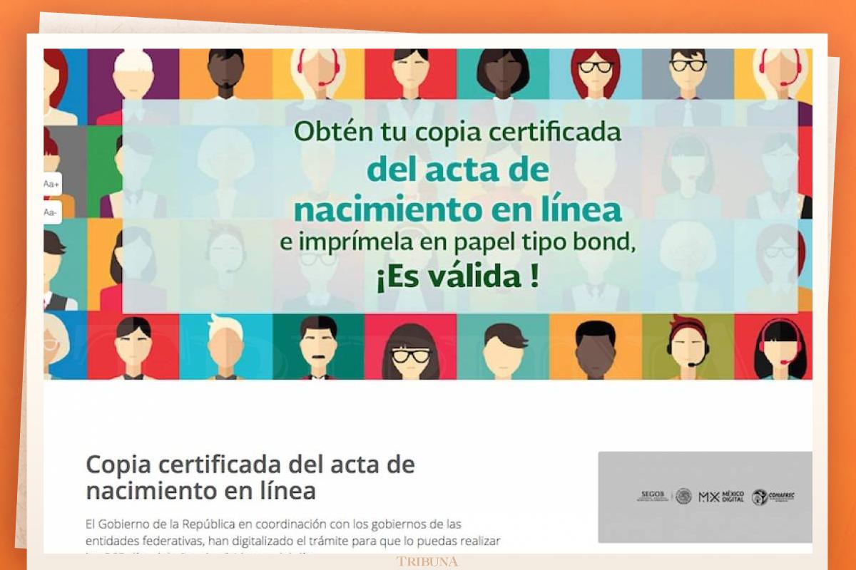 Atractivo Solicitud De Certificado De Nacimiento Nso Viñeta - Cómo ...