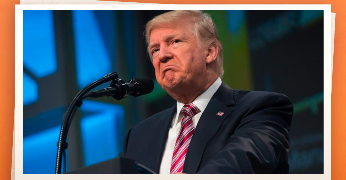 Examen médico revela 'excelente salud' de Trump