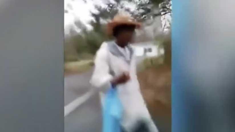 Hombre transmite su propio asesinato en Facebook Live