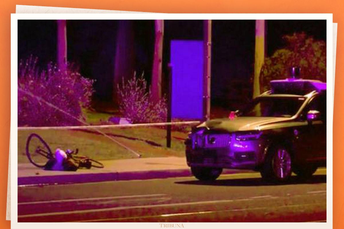 Uber autónomo que mató a peatón lo detectó pero lo ignoró: Reporte