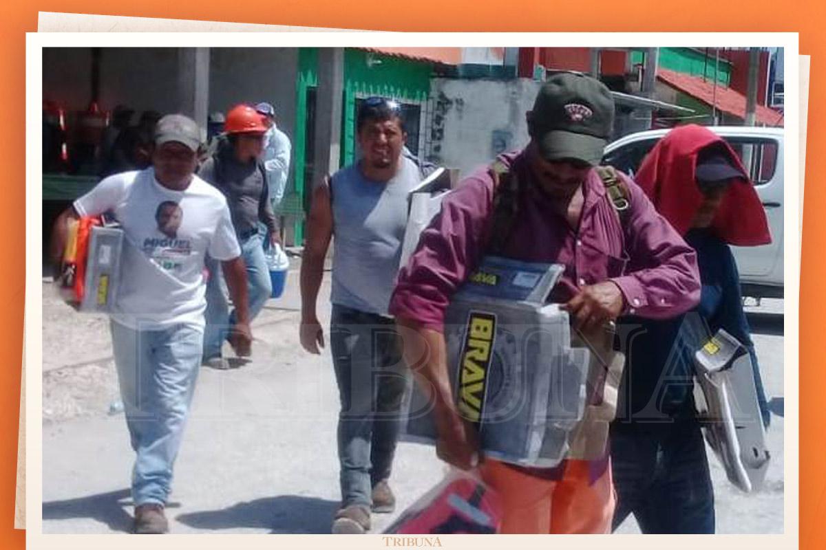 Reanudan trabajos en nuevo puente - Tribuna Campeche