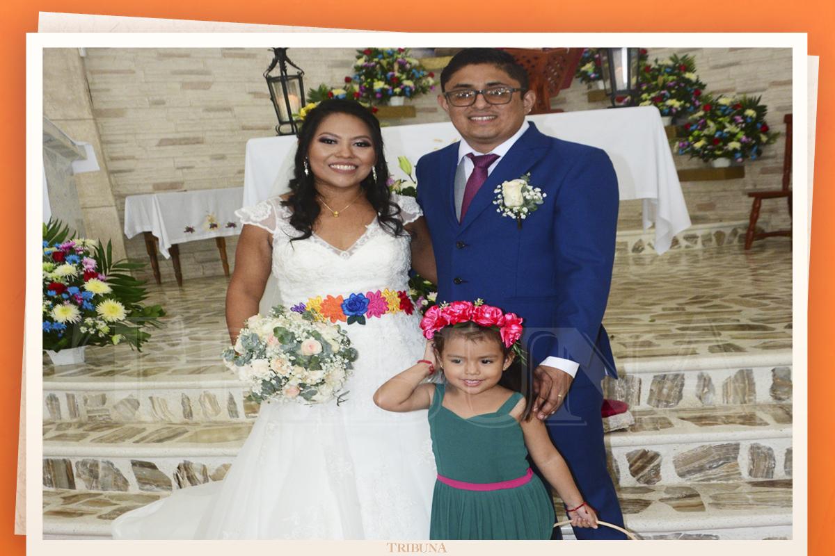 Boda religiosa de Ángel y Guadalupe - Tribuna Campeche