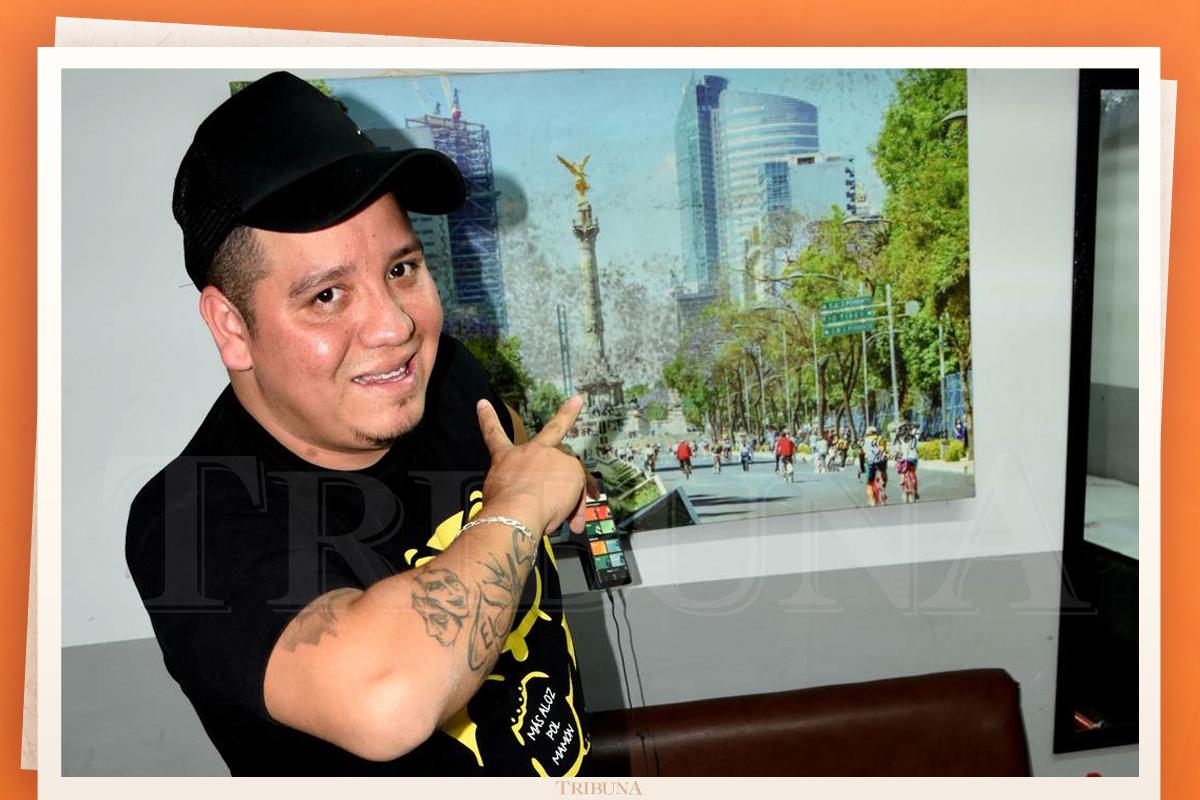 Alan Saldaña se presentó en el Teatro 'Paula Toro' - Tribuna Campeche