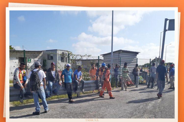 Amenaza de paro en Puente Zacatal